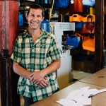 He said goodbye to his comfortable career and moved to the Pacific Northwest to design and manufacture his own product in a town of under 1,000 people.
